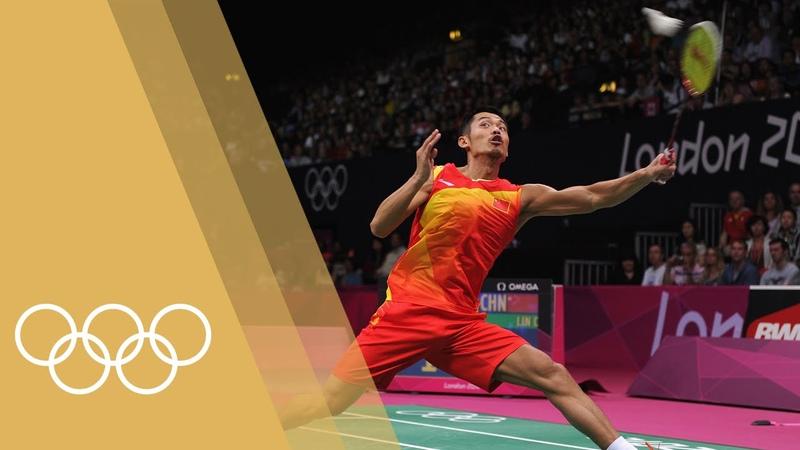 Lin Dan [CHN] - Men's Badminton | Champions of London 2012