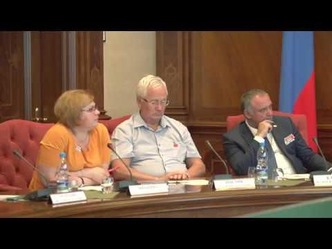 Координационный совет по делам ветеранов при Главе Республики Коми