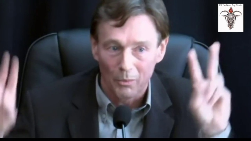 Satanic Child Sacrifice - Ronald Bernard - April 2018 Testimony