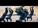 Russian spetsnaz training