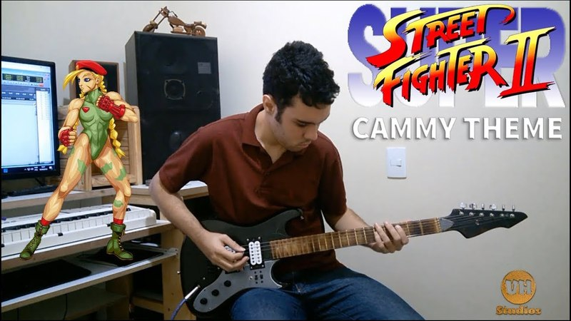 Super Street Fighter 2 - Cammy Theme - by Vithor Hugo Studios