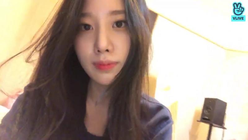 [V LIVE] 베리굿 조현 - Berrygood Johyun (노라쥬)