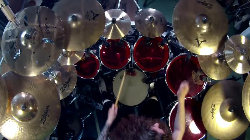 Ensiferum - Hero In A Dream (DRUMS)