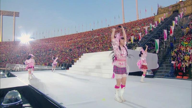 Momoiro Clover Z - Mirai e Susume! (Haru no Ichidaiji 2014 NEVER ENDING ADVENTURE DAY 2)