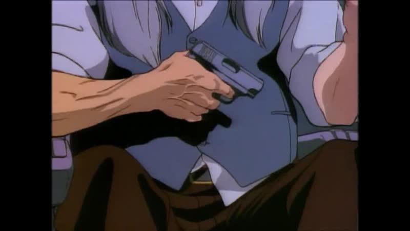 Яблочное зёрнышко Appleseed OVA 1988