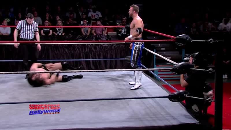Nick Aldis vs Bad Dude Tito NWA Worlds Heavyweight Championship 2019
