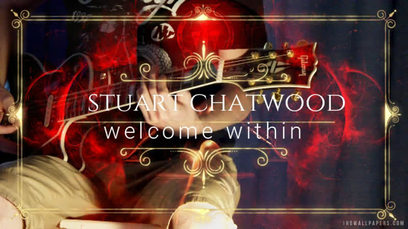 Stuart chatwood welcome within cover by Maksim.T