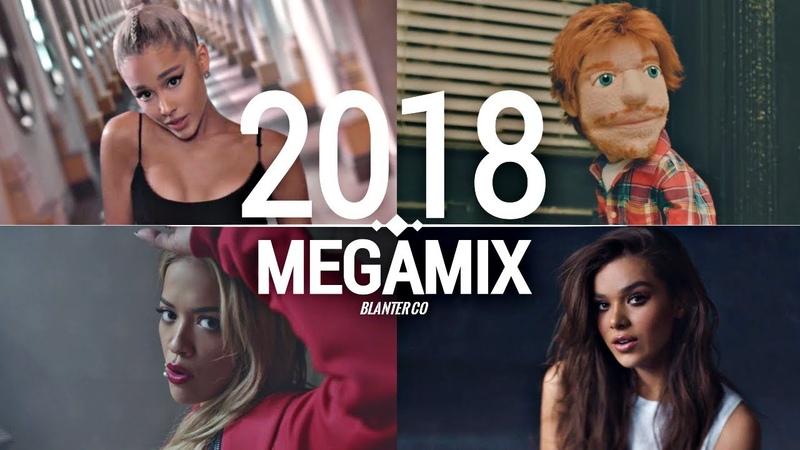 Pop Songs World 2018 - Megamix (Blanter Co)
