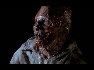 Невероятно расплавленный человек / The Incredible Melting Man (1977) dir. William Sachs