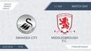 Swansea City 1 2 Middlesbrough F C 11 тур Англия