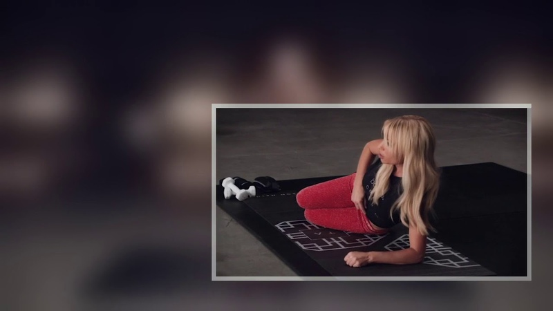 Tracy Anderson Mat Workout for Beginners 1
