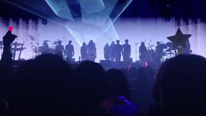 [FANCAM] 091218 Ailee - Fly Away @ I AM: AILEE Concert in Seoul