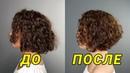 Женская стрижка кудрявые волосы, урок для парикмахеров