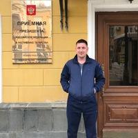 Анкета Григорий Ахтямов