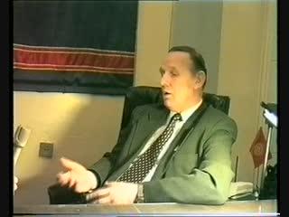 Об СНВ-2 - Интервью с Савельевым Ю.П. 2000г. (ТВ передача, 36-й Канал СПб)