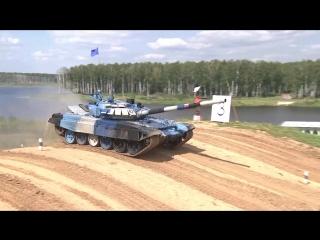 Видеодневник Армейских международных игр-2018 (30 июля)