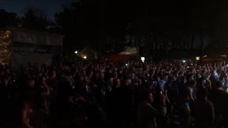 Леприконсы на Фестивале Черные Ножи г. Екатеринбург rbmcckz moto bikers motoclub blackknifes festival мото мотоклуб ба