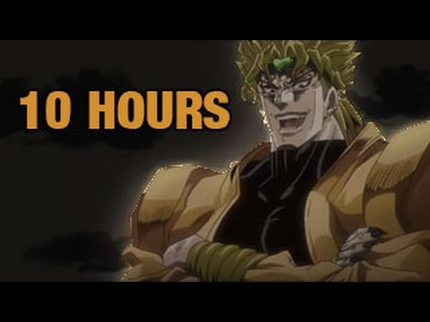 Dio Brando - ZA WARUDO (The World) - 10 Hours HD