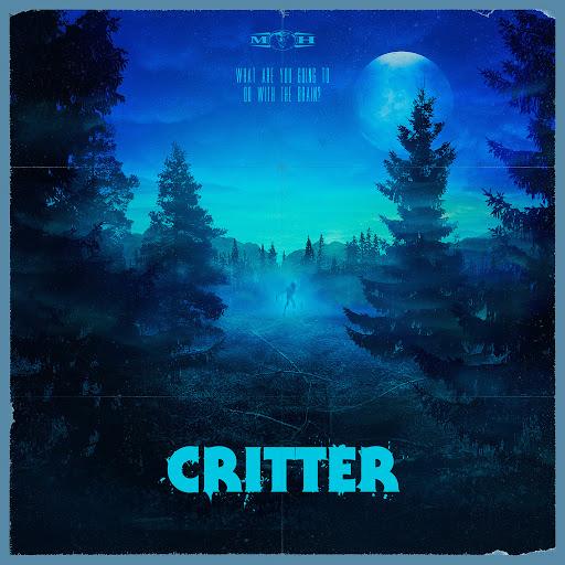 Angerfist альбом Critter