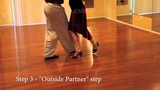 Argentine Tango 8 Step Basic with Instructions