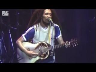 Bob Marley - Redemption Song Live In Dortmund, Germany