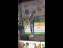 Тадас Шимилёв на Летних Книжных Аллеях 18.08.2018