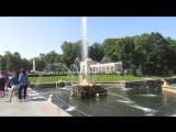 Петергоф и его фонтаны