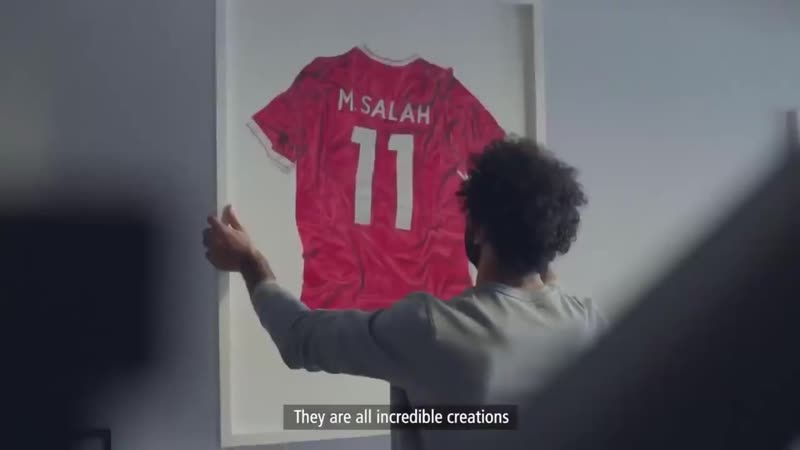 Mohamed Salah - DHL Express Egypt. Getting in touch, for real.