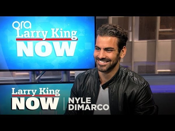 "Nyle DiMarco: Hollywood ""hesitant"" to hire deaf actors"