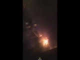 Автомобиль горит на Высоцкого, 27 (240p).mp4