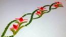 Hand Embroidery border design for dresses and sari border line 71