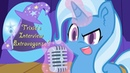 MLP Animatic - Trixie's Talk Show - Introduction