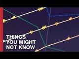 Keeping Aircraft Safe without Radar The North Atlantic Tracks