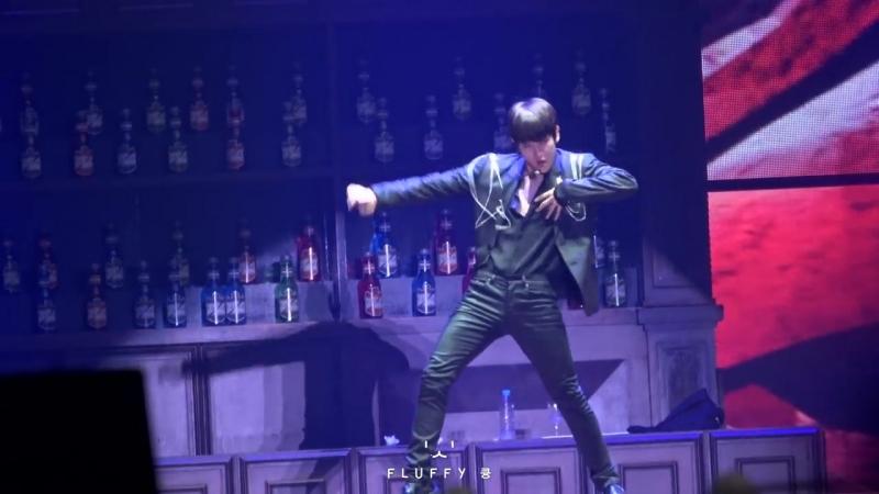 [4K] 180714 엑소 EXO ElyXiOn DOT in Seoul - Going Crazy - Baekhyun 백현 Focus 직캠