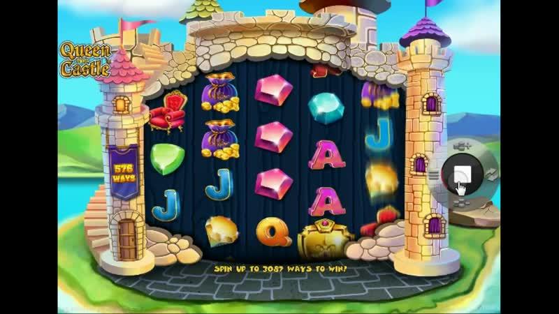 BIG WIN NO BONUS Queen Of The Castle slot game session 026