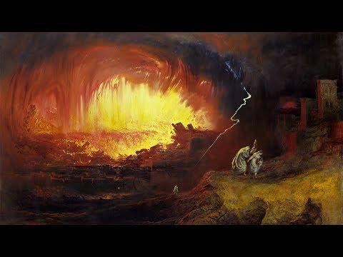 Biblical Series XI Sodom and Gomorrah