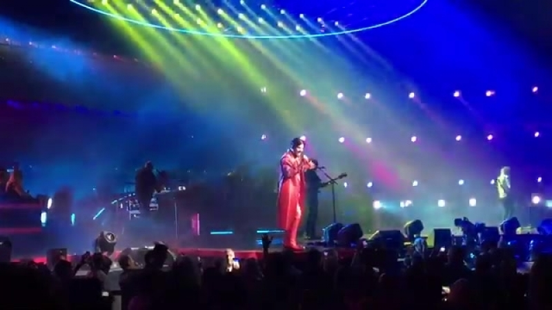 One and Only Adam Lambert 14.Sep, LasVegas QALCrownJewels AdamLambert h