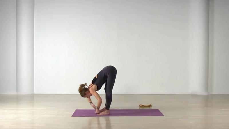 Базовый комплекс хатха йоги