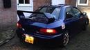 Subaru Impreza GT Invidia exhaust sound
