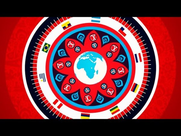 FIFA RUSSIA 2018 OPENING SPORTS VICTORY, ELIMINATORIAS ANIMATION