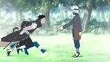 Naruto Shippuden Kakashi Vs Obito Full Fight 60FPS ENGLISH DUBBED
