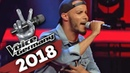 Limp Bizkit - Take A Look Around (Sascha Coles)   The Voice of Germany   Blind Audition