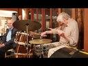Colin Bowden drum solo