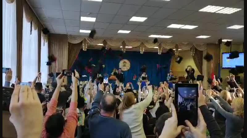 Посвящение в гимназисты)