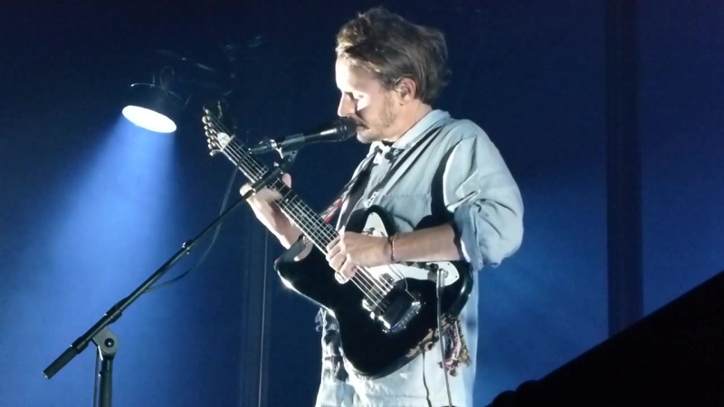 Ben Howard — A Boat To An Island, Pt. 2 / Agatha's Song (Live @ «Noonday Dream Tour»: «AFAS Live»)