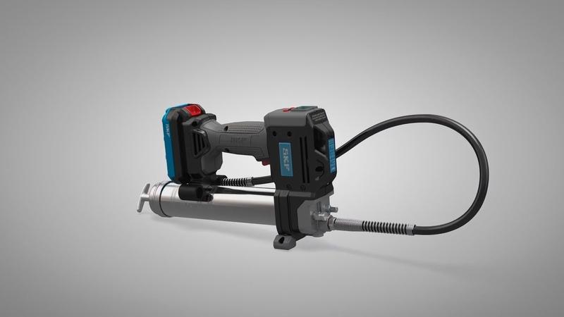 SKF 电动 润滑脂枪 TLGB 20