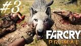 Far Cry Primal Прохождение PS4 - Нападение Удам. #3