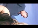 Жена снимает видео для мужа как она трах... стоянке. (480p).mp4