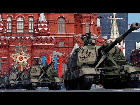 Москва Парад Победы на Красной площади 9 мая 2018 Прямая трансляция