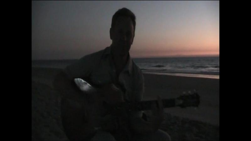 Вечернее Аравийское море. Индия. Песня «Осенний подснежник»
